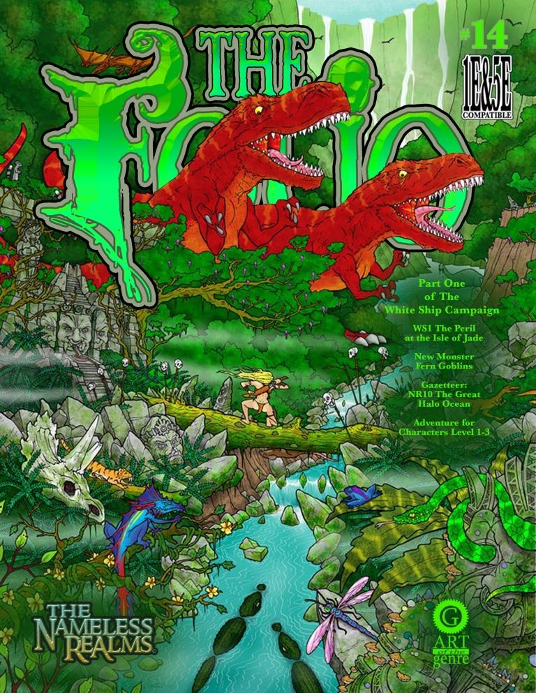 Cover of WS1 Isle of Jade