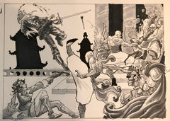 Folio #16: Monk Fight!