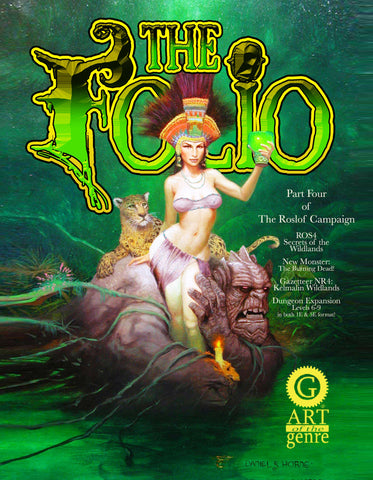 THE FOLIO #4 [PRINT EDITION]