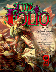 THE FOLIO #6 [PDF EDITION]