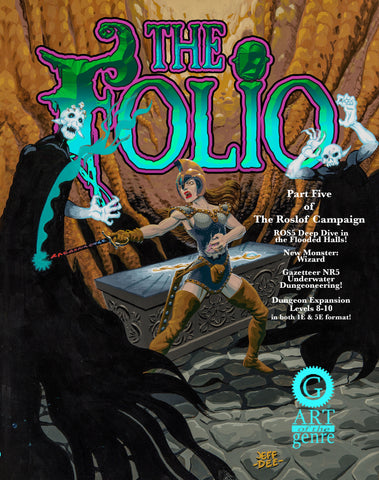 THE FOLIO #5 [PRINT EDITION]