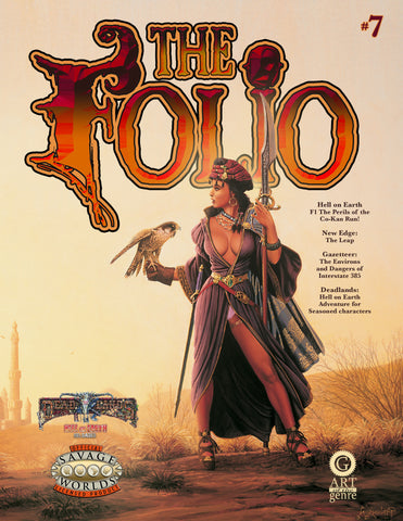THE FOLIO #7 [PDF EDITION]