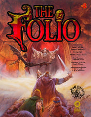 THE FOLIO #8 [PDF EDITION]
