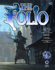 THE FOLIO #9 [PRINT EDITION]