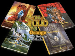 The Folio: Complete 'Orange Spine' Hardcover collection!