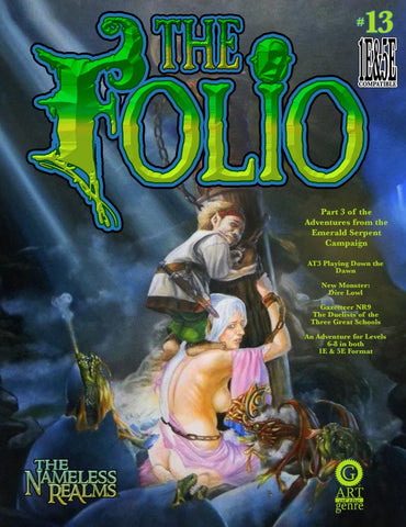 THE FOLIO #13 [PRINT EDITION]