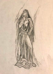 Folio #1: Lyssa (Comp Sketch)
