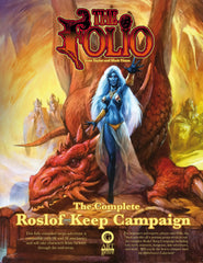 THE COMPLETE ROSLOF KEEP CAMPAIGN [HARDCOVER]