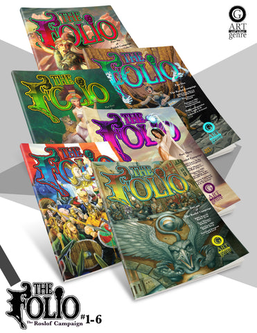 THE FOLIO: ROSLOF KEEP SUPER SAVINGS BUNDLE