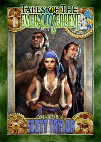 TALES OF THE EMERALD SERPENT [MOBI EDITION]