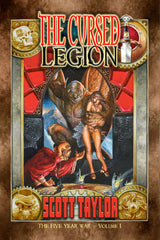 THE CURSED LEGION [MOBI]