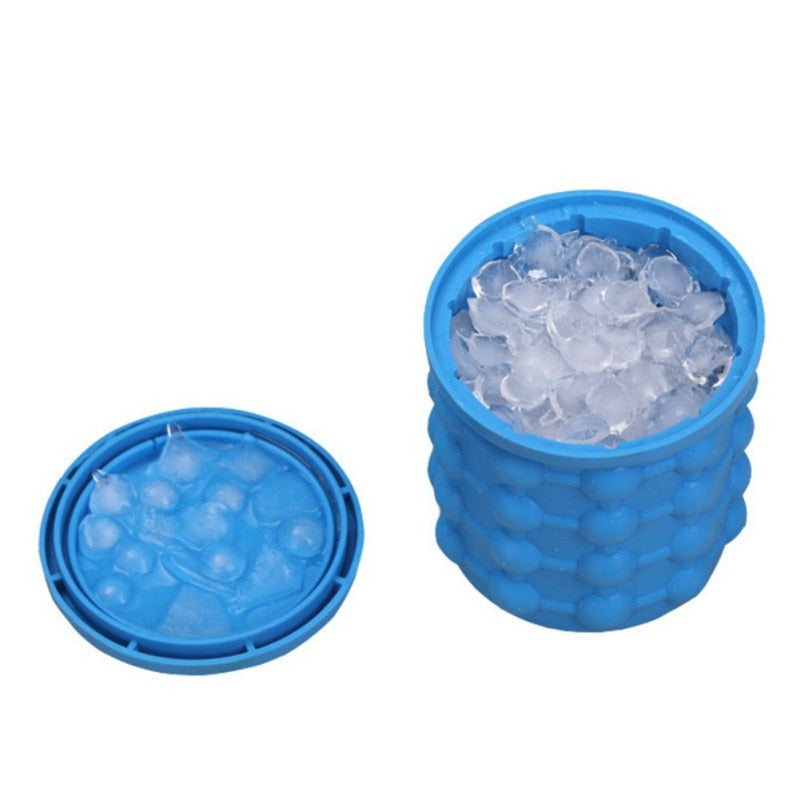 Top Selling Silicone Ice Cube Maker Chamber