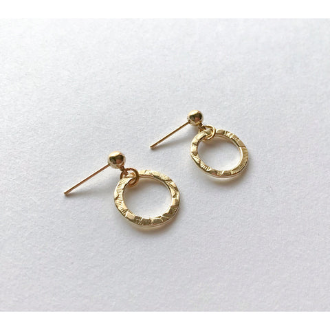 Mia Gold Earrings