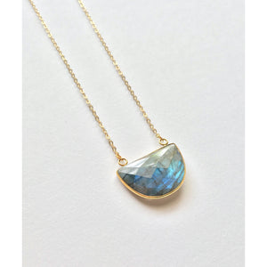 Chloe Labradorite Necklace