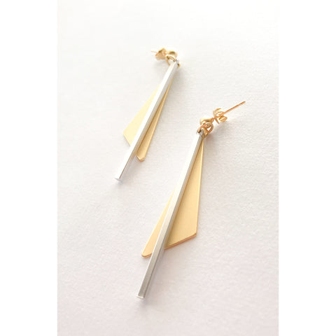 Penelope Matte Earrings