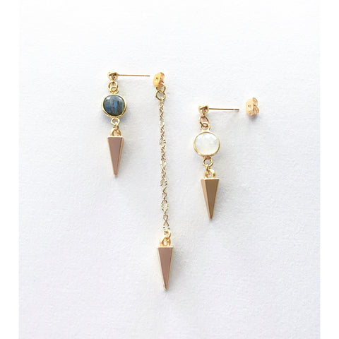 Kim Convertible Earrings