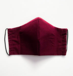 Maroon Face Mask