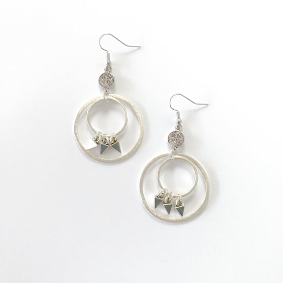 Benedict Spike Earrings