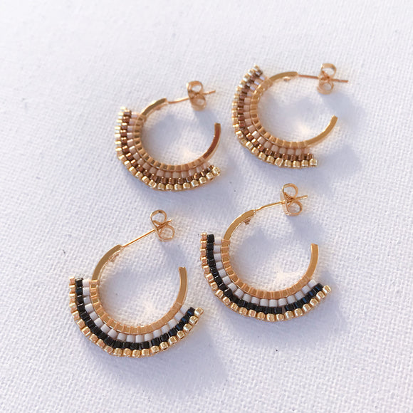 Rome Beaded Earrings