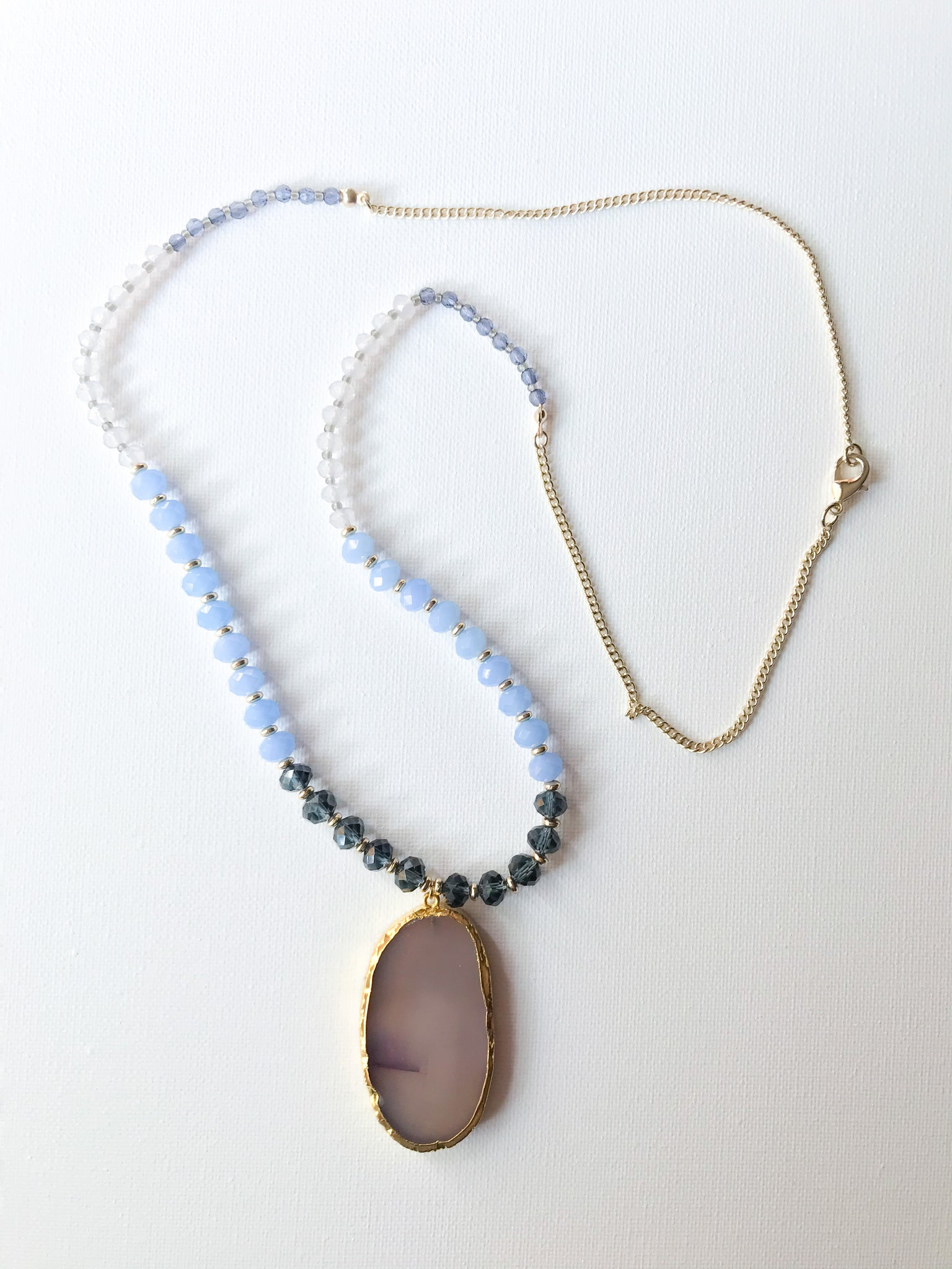 Azora Beaded Necklace
