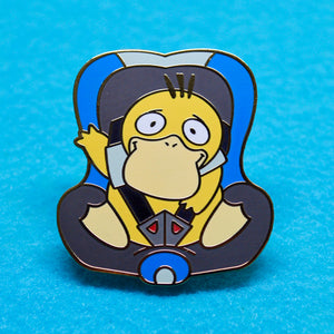 [Detective Pikachu] Carseat Buddies Enamel Pin Bundle