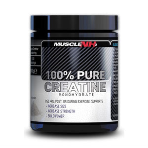 100% Pure Creatine - Muscle NH2 | 500 gram - 100 doseringen-Creatine-Muscle NH2-[Kopen]-[Body&Fit]
