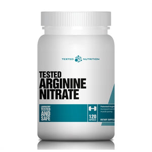 Arginine Nitrate - Tested Nutrition | 120 capsules-Amino-Tested Nutrition-[Kopen]-[Body&Fit]