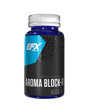 Aroma Block-R Hardcore - EFX Sports | 30 tabletten-T-booster-EFX Sports-[Kopen]-[Body&Fit]