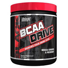 BCAA Drive - Nutrex | 200 capsules-Amino-Nutrex-[Kopen]-[Body&Fit]