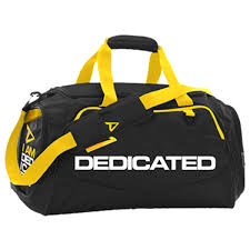 Dedicated Basic Gym Bag - Dedicated Nutrition | 1 stuks-Accessoires-Dedicated Nutrition-[Kopen]-[Body&Fit]