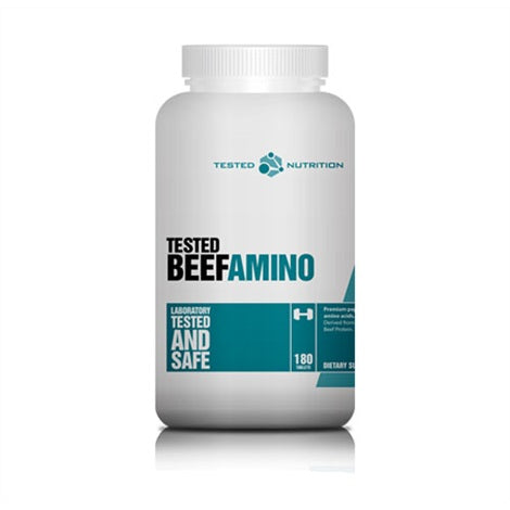 Beef Amino - Tested Nutrition | 180 tabletten-Amino-Tested Nutrition-[Kopen]-[Body&Fit]
