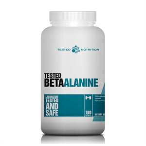 Beta Alanine - Tested Nutrition | 180 capsules-Amino-Tested Nutrition-[Kopen]-[Body&Fit]