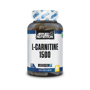 L-Carnitine - Applied Nutrition | 120 capsules-Vitamine-Applied Nutrition-[Kopen]-[Body&Fit]