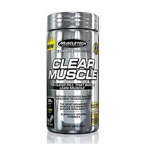 Clear Muscle - Muscletech | 168 capsules-Vitamine-Muscletech-[Kopen]-[Body&Fit]