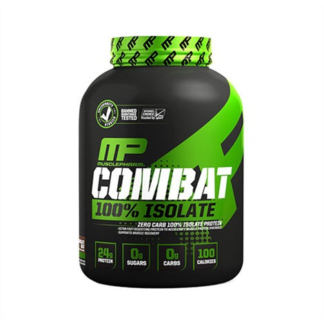 Combat Isolate - Musclepharm | 2270 gram - 75 shakes-Isolate-Musclepharm-[Kopen]-[Body&Fit]