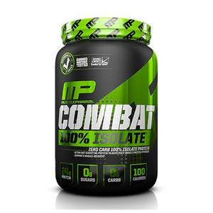 Combat Sport Isolate - Musclepharm | 907 gram - 30 shakes-Isolate-Musclepharm-[Kopen]-[Body&Fit]