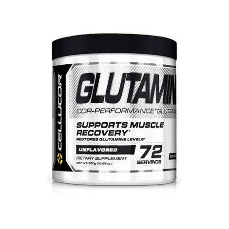 Cor Performance Glutamine - Cellucor | 360 gram - 72 doseringen-Amino-Cellucor-[Kopen]-[Body&Fit]
