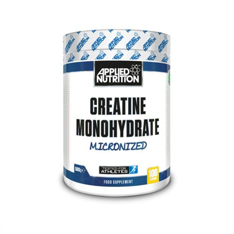 Creatine Monohydrate - Applied Nutrition | 500 gram-Creatine-Applied Nutrition-[Kopen]-[Body&Fit]