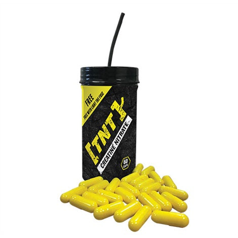 Creatine Nitrate - TNT | 60 capsules-Creatine-TNT-[Kopen]-[Body&Fit]