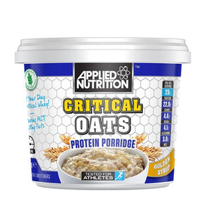 Critical Oats - Applied Nutrition | 720 gram - 12 shakes-Weightgainer-Applied Nutrition-[Kopen]-[Body&Fit]