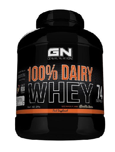 GN 100% Dairy Whey - GN Laboratories | 2270 gram - 75 shakes-Whey-GN Laboratories-[Kopen]-[Body&Fit]