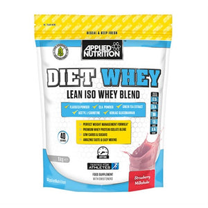 Diet Whey - Applied Nutrition | 1000 gram - 40 shakes-Whey-Applied Nutrition-[Kopen]-[Body&Fit]