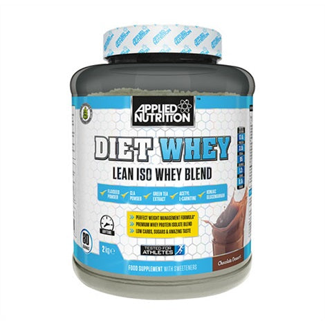 Diet Whey - Applied Nutrition | 2000 gram - 80 shakes-Whey-Applied Nutrition-[Kopen]-[Body&Fit]