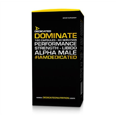 Dominate V.2 - Dedicated Nutrition | 180 ml-Libido-Dedicated Nutrition-[Kopen]-[Body&Fit]