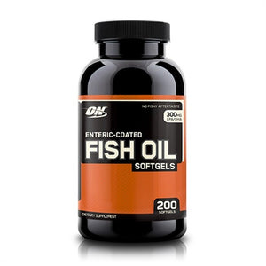 Fish Oil - Optimum Nutrition | 100 softgels-Vitamine-Optimum Nutrition-[Kopen]-[Body&Fit]
