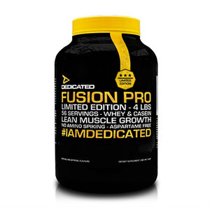 Fusion Pro V.2 - Dedicated Nutrition | 1814 gram - 56 shakes-Whey-Dedicated Nutrition-[Kopen]-[Body&Fit]