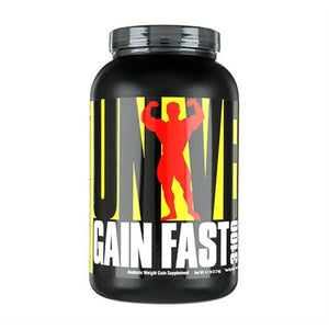 Gain Fast - Universal | 2300 gram - 10 shakes-Weightgainer-Universal-[Kopen]-[Body&Fit]