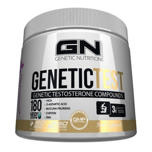 GN Genetic Test - GN Laboratories | 180 capsules-T-booster-GN Laboratories-[Kopen]-[Body&Fit]