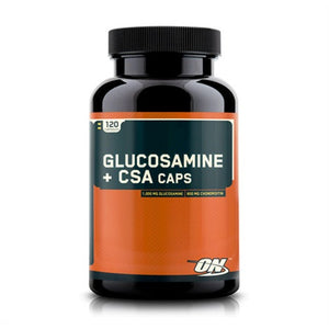 Optimum Glucosamine + CSA - Optimum Nutrition | 120 tabs tabletten-Amino-Optimum Nutrition-[Kopen]-[Body&Fit]