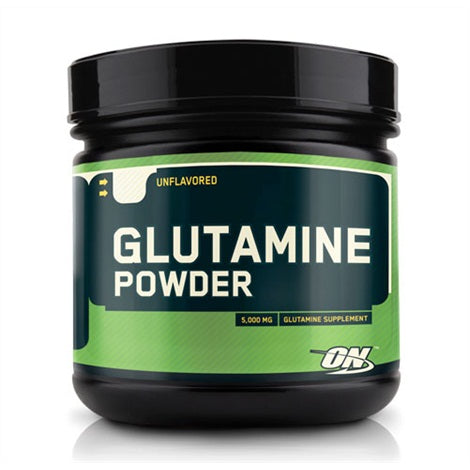 Optimum Glutamine - Optimum Nutrition | 600 gram - 120 doseringen-Amino-Optimum Nutrition-[Kopen]-[Body&Fit]